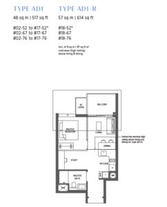 parc-esta-1-plus-study-floor-plan-ad1-singapore