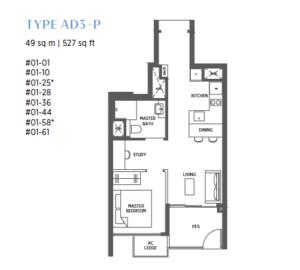 parc-esta-1-plus-study-floor-plan-ad3-singapore