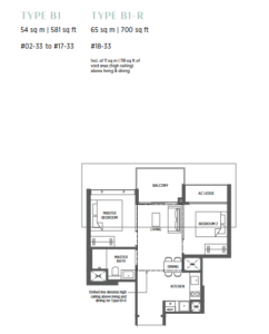 parc-esta-2-bedroom-floor-plan-b1-singapore