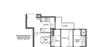 parc-esta-2-plus-study-floor-plan-bd2-singapore