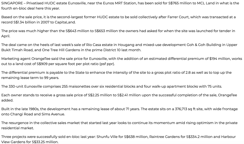former-hudc-estate-eunosville-sold-for$765-million